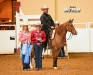 Superstakes Jr Reining Champion - Jorge Puente