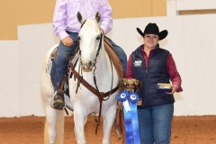 Terry Thompson, Champion Junior Reining