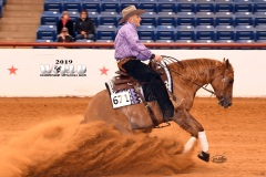 Max Tallone/Nuggetts N Tinseltown/L4 & L1 Open Futurity