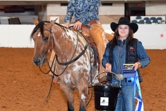 Molly Stevens/Justa Hollywood Star/RR Open Futurity