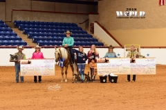 Austin Jewell/L4, L1 Open Futurity Champion & Buy, Breed, & Win Futurity Champion