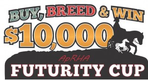 $10,000 Buy, Breed & Win Futurity Cup
