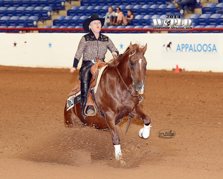 ApRHA Futurity & ApHC World Show Events « Appaloosa Reining Horse